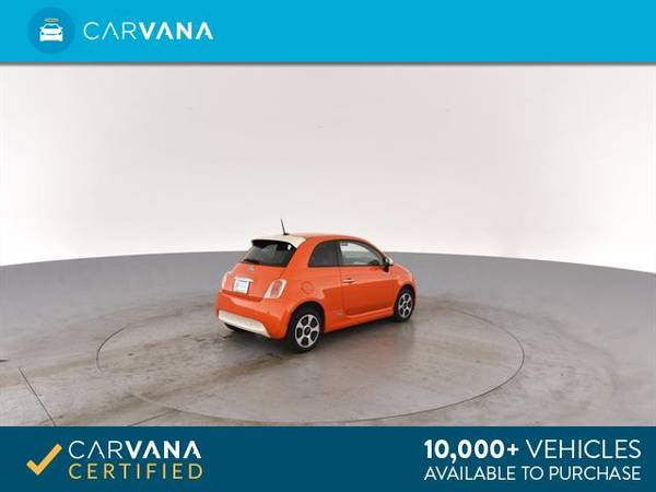 2014 FIAT 500e Hatchback 2D hatchback ORANGE - FINANCE ONLINE for sale in Tucson, AZ – photo 11