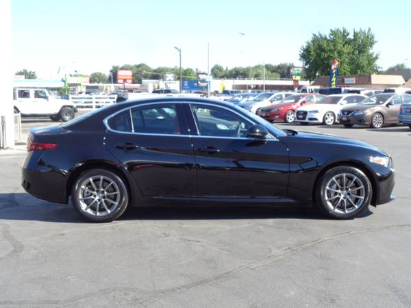 2017 Alfa Romeo Giulia AWD***FINANCING AVAILABLE*** for sale in Garden City, ID – photo 7