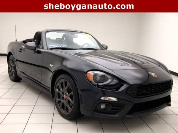 2017 Fiat 124 Spider Elaborazione Abarth for sale in Sheboygan, WI – photo 12