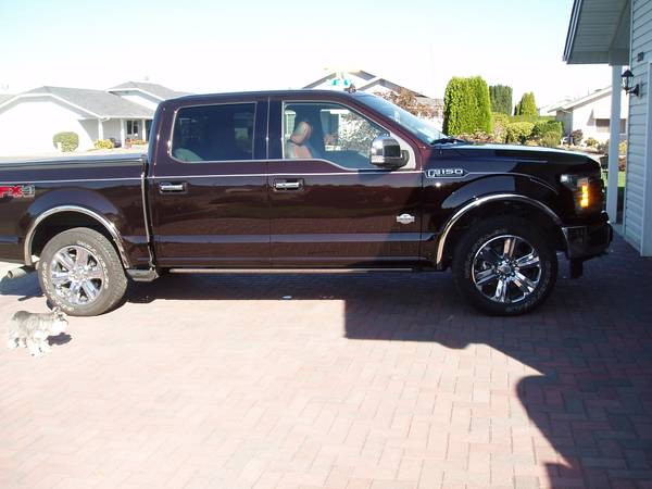 F150 King Ranch for sale in Salem, OR – photo 3