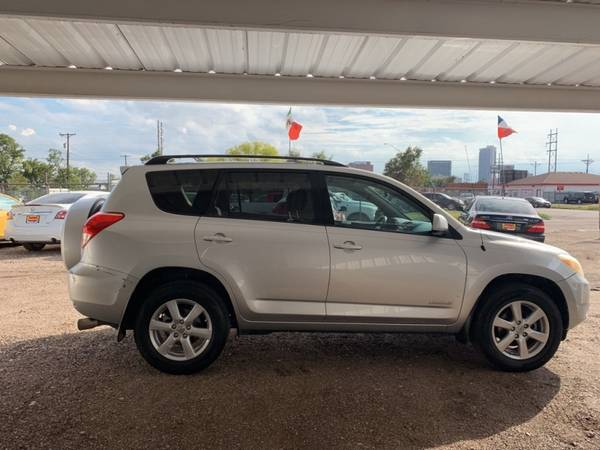 2007 TOYOTA RAV4 LIMITED for sale in Amarillo, TX – photo 6