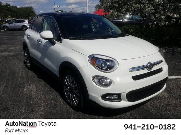 2017 FIAT 500X Lounge SKU:HP534792 SUV for sale in Fort Myers, FL – photo 3