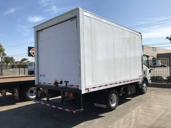 New 2020 Isuzu NPR 14' Box for sale in Santa Maria, CA – photo 3