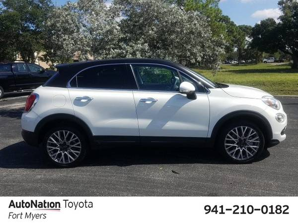 2017 FIAT 500X Lounge SKU:HP534792 SUV for sale in Fort Myers, FL – photo 5