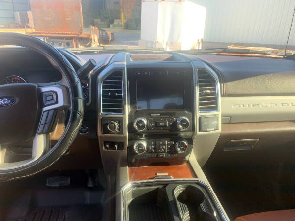 2018 F350 King Ranch for sale in Las Cruces, NM – photo 8