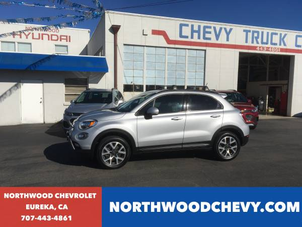 *** 2016 FIAT 500X AWD 4dr Trekking *** for sale in Eureka, CA – photo 2