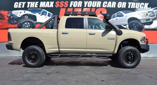 *2014* *Ram* *2500* *Method Wheels BF Goodrich Tires King Shocks Fiber for sale in HARBOR CITY, CA – photo 4