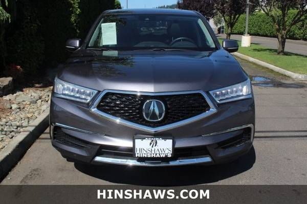 2017 Acura MDX AWD All Wheel Drive SUV for sale in Fife, WA – photo 10