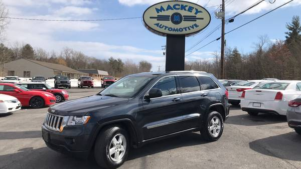 2013 Jeep Grand Cherokee Laredo 4WD for sale in Round Lake, NY