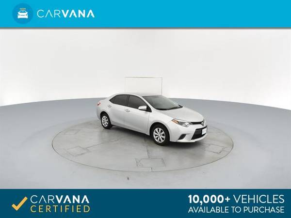 2016 Toyota Corolla LE Sedan 4D sedan Silver - FINANCE ONLINE for sale in Atlanta, GA – photo 9