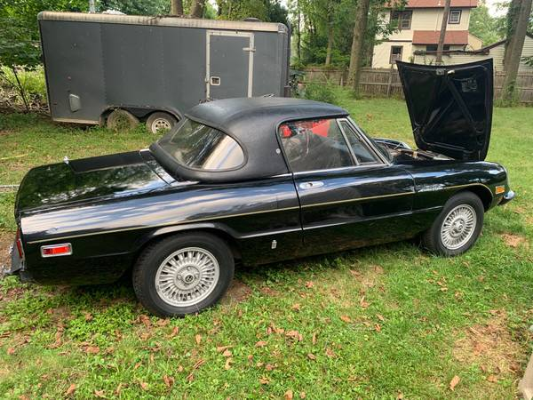 1978 Alfa Romeo Spider for sale in Montclair, NY – photo 21