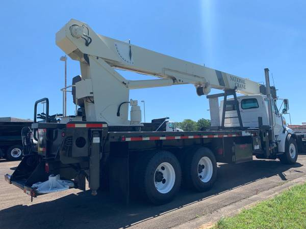 2002 Sterling National 1300 Series 30 Ton Crane Truck Boom Truck-... for sale in Jasper, MS – photo 6