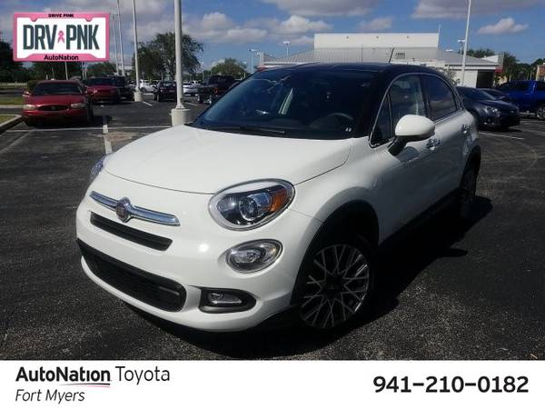 2017 FIAT 500X Lounge SKU:HP534792 SUV for sale in Fort Myers, FL
