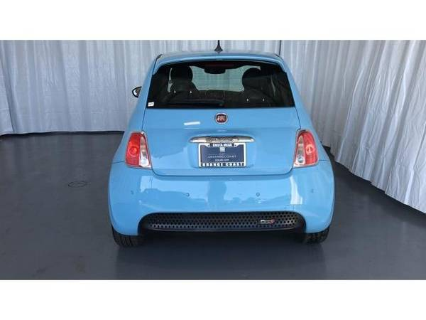 2016 FIAT 500e 2DR HB - hatchback for sale in Costa Mesa, CA – photo 4
