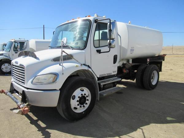2007 Freightliner M2 Business Class Water Truck for sale in Coalinga, CA – photo 3