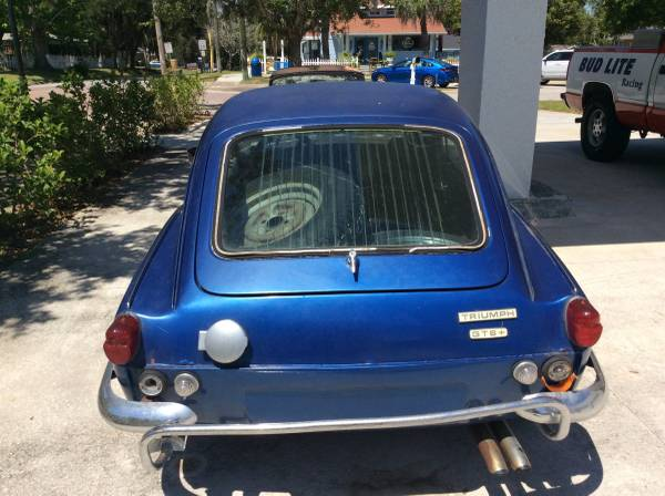 Triumph GT6 for sale in Colonial Beach, District Of ...