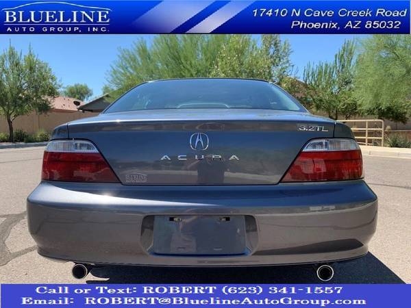 $187w/$500Down-LOW MILE 03 Acura TL- call/text Rob for sale in Phoenix, AZ – photo 6
