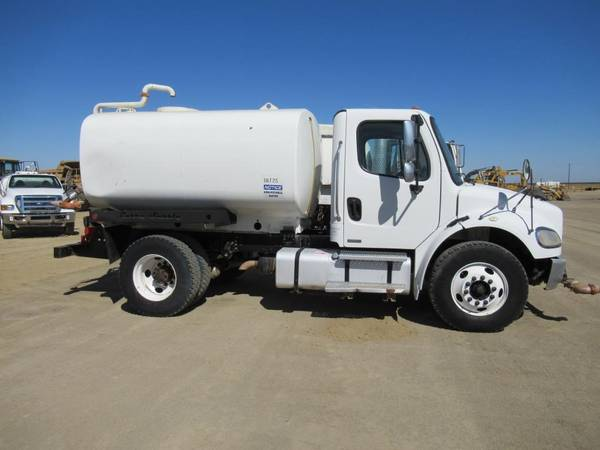 2007 Freightliner M2 Business Class Water Truck for sale in Coalinga, CA – photo 5