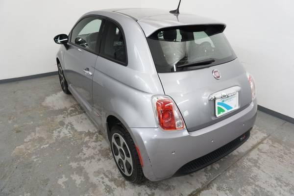 2016 FIAT 500e Electric Power Sunroof - New Tires - 112 MPGe - Super... for sale in Boulder, CO – photo 4