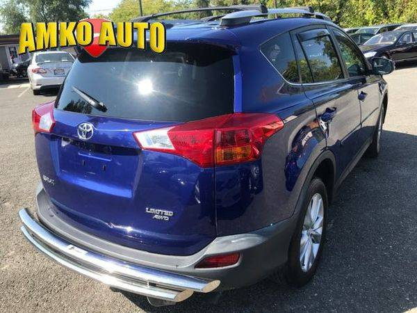 2014 Toyota RAV4 Limited AWD Limited 4dr SUV - $750 Down for sale in District Heights, MD – photo 5