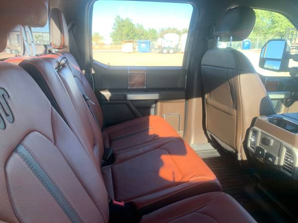 2018 F350 King Ranch for sale in Las Cruces, NM – photo 11