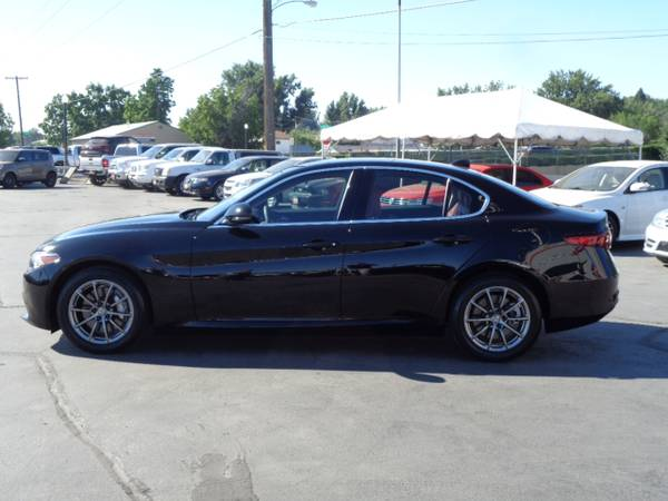 2017 Alfa Romeo Giulia AWD***FINANCING AVAILABLE*** for sale in Garden City, ID – photo 8