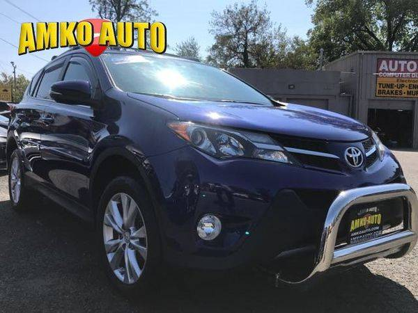 2014 Toyota RAV4 Limited AWD Limited 4dr SUV - $750 Down for sale in District Heights, MD – photo 4