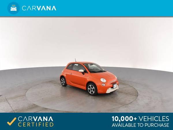 2014 FIAT 500e Hatchback 2D hatchback ORANGE - FINANCE ONLINE for sale in Tucson, AZ – photo 9