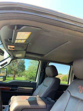 2015 F250 King Ranch for sale in Lubbock, TX – photo 7