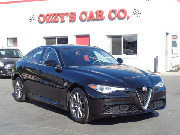2017 Alfa Romeo Giulia AWD***FINANCING AVAILABLE*** for sale in Garden City, ID – photo 6