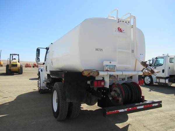2007 Freightliner M2 Business Class Water Truck for sale in Coalinga, CA – photo 6
