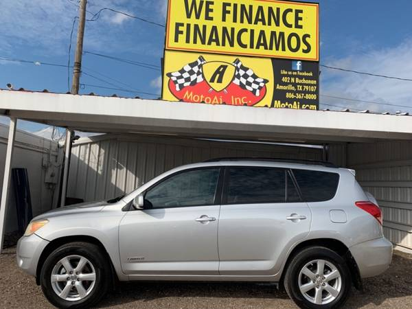 2007 TOYOTA RAV4 LIMITED for sale in Amarillo, TX – photo 2