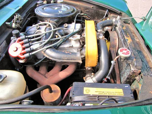 1972 Fiat 124 Spider, Classic Sportscar in Solid Condition for sale in Minneapolis, MN – photo 21