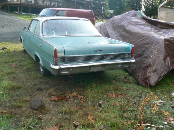 "1965 Ambassador 990 Sport Coupe ""H"" for sale in Tacoma, OR – photo 8"