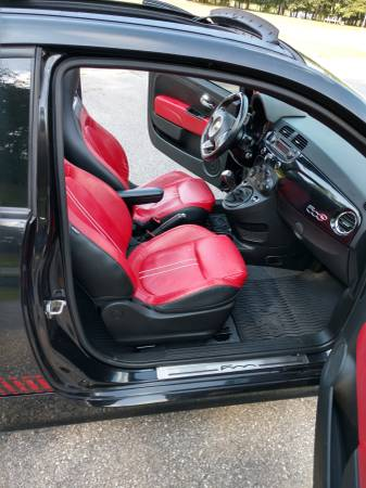 2013 Fiat 500 Abarth Cabrio GREAT CONDITION for sale in Chevy Chase, District Of Columbia – photo 10