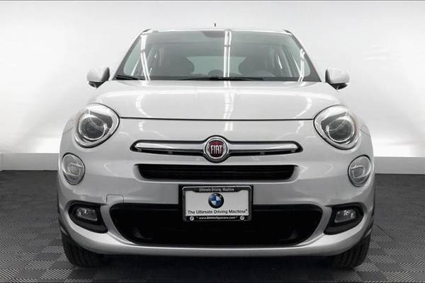 2016 FIAT 500X All Wheel Drive AWD 4dr Lounge SUV for sale in Spokane, WA – photo 2