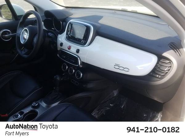 2017 FIAT 500X Lounge SKU:HP534792 SUV for sale in Fort Myers, FL – photo 21