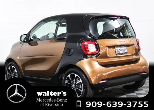 2016 smart fortwo RWD 2dr Cpe Passion Passion for sale in Riverside, CA – photo 2