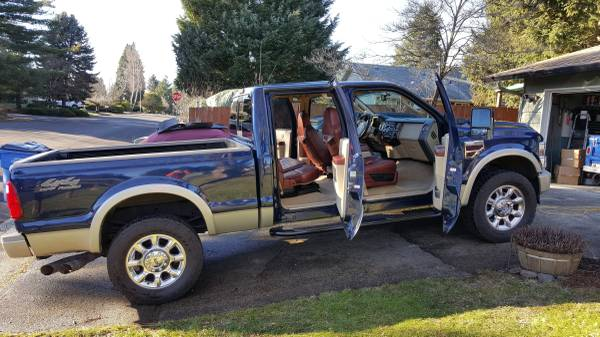 King Ranch F350 for sale in Vancouver, OR – photo 3