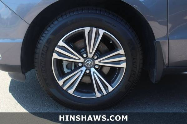 2017 Acura MDX AWD All Wheel Drive SUV for sale in Fife, WA – photo 12
