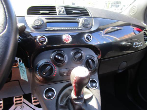 2013 FIAT 500 ABARTH EXCELLENT CONDITION!!!! for sale in NEW YORK, NY – photo 17