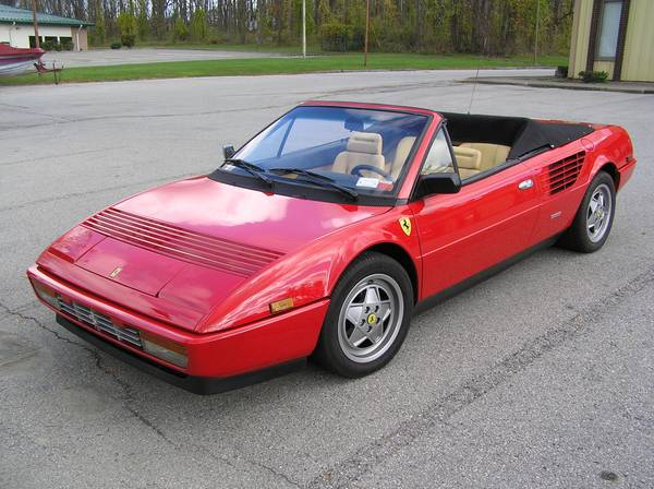 1988 Ferrari Mondial Cabriolet Quattro for sale in Hopewell Junction, NY – photo 4