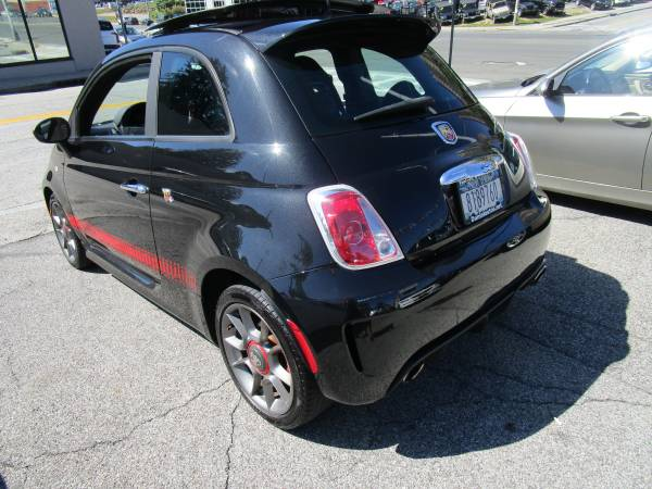 2013 FIAT 500 ABARTH EXCELLENT CONDITION!!!! for sale in NEW YORK, NY – photo 8