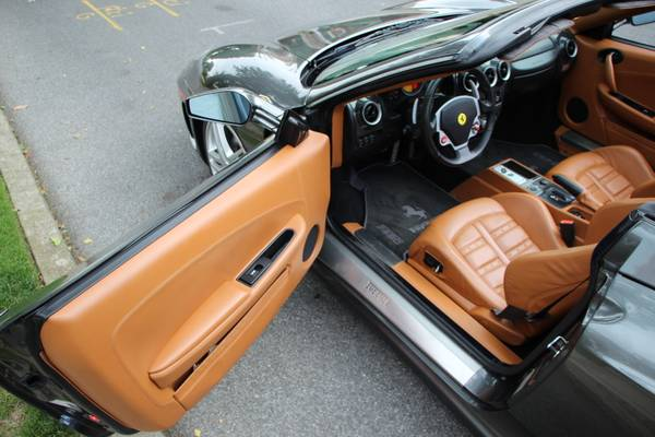 2007 FERRARI F430 SPIDER F1 AMAZING COLOR COMBO MINT NEW CLUTCH FINANC for sale in Brooklyn, NY – photo 10