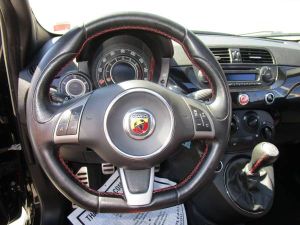 2013 FIAT 500 ABARTH EXCELLENT CONDITION!!!! for sale in NEW YORK, NY – photo 12