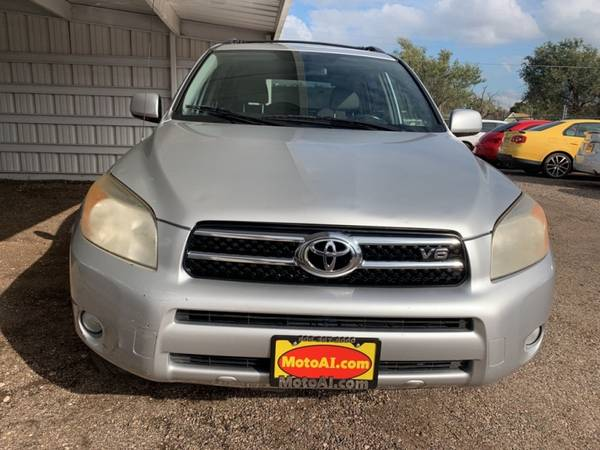 2007 TOYOTA RAV4 LIMITED for sale in Amarillo, TX – photo 8