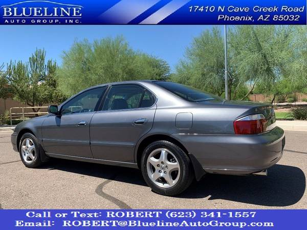 $187w/$500Down-LOW MILE 03 Acura TL- call/text Rob for sale in Phoenix, AZ – photo 5