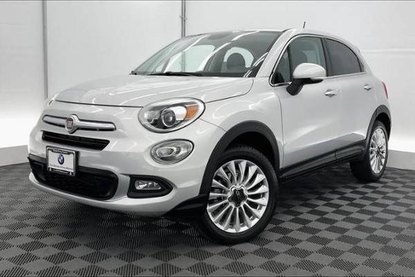 2016 FIAT 500X All Wheel Drive AWD 4dr Lounge SUV for sale in Spokane, WA – photo 13