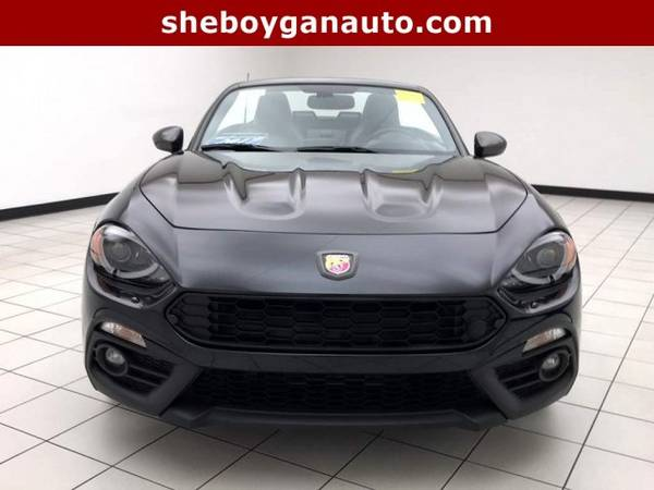 2017 Fiat 124 Spider Elaborazione Abarth for sale in Sheboygan, WI – photo 13