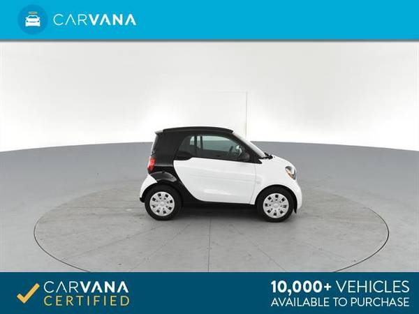 2017 smart fortwo Proxy Hatchback Coupe 2D coupe Black - FINANCE for sale in Arlington, District Of Columbia – photo 10